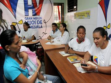 Listado Mision Hijos De Venezuela