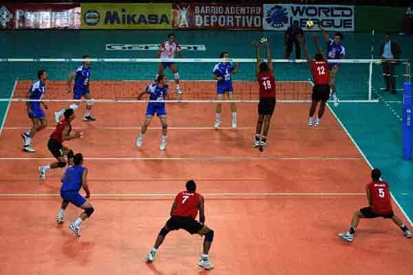 mundial voleibol venezuela: