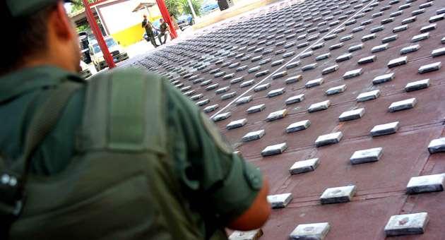 EE UU afirma que Venezuela y Bolivia no cumplen sus compromisos antidrogas