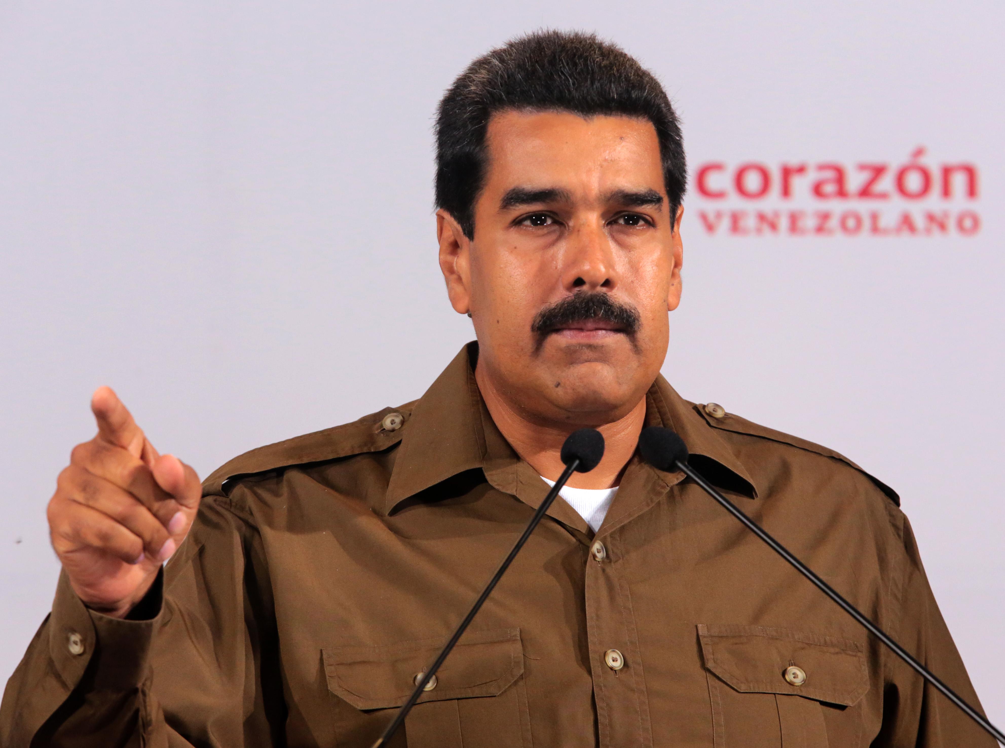 Nicolás Maduro promueve una guerra civil