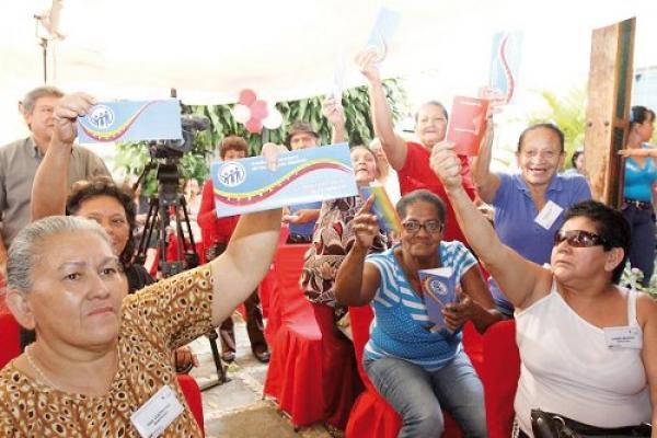 Listas De Nuevos Pensionados Del Ivss Gran Mision Venezuela | Share
