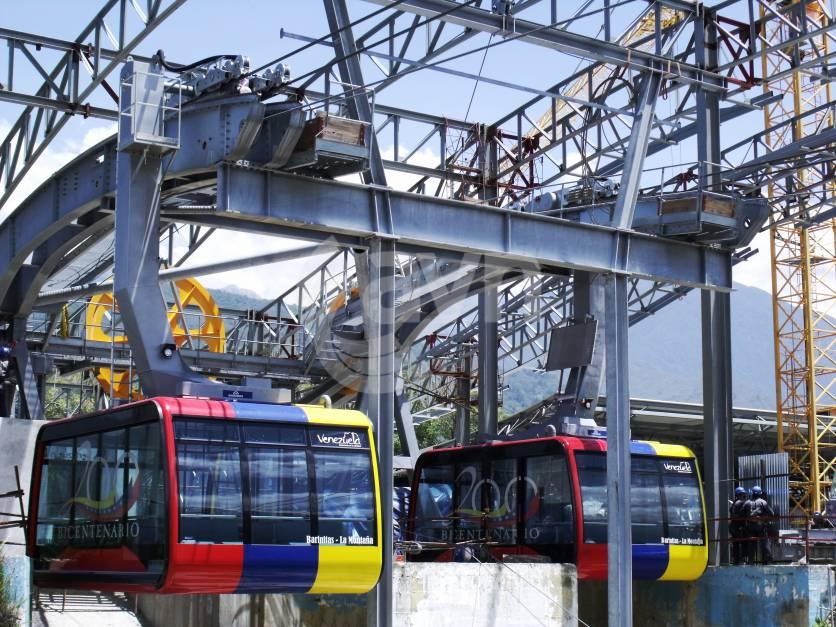 Teleférico de Mérida abrirá en 2015