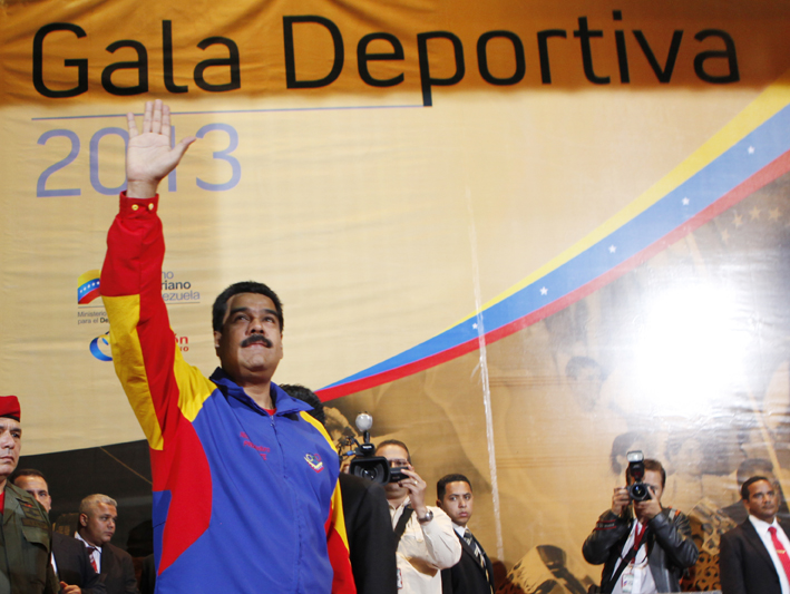 Presidente Maduro Ratifica Su Apoyo A Los Deportistas Venezolanos En