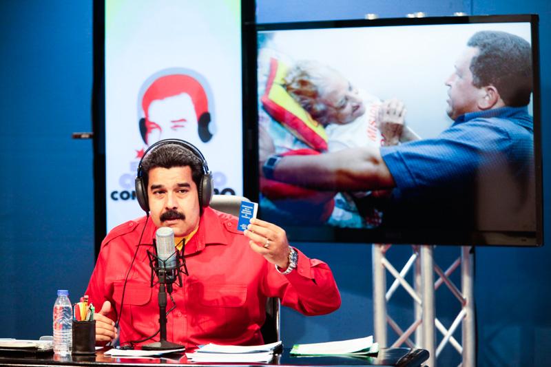 Archivo/Prensa Presidencial