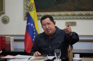 Chávez y la eficiencia política