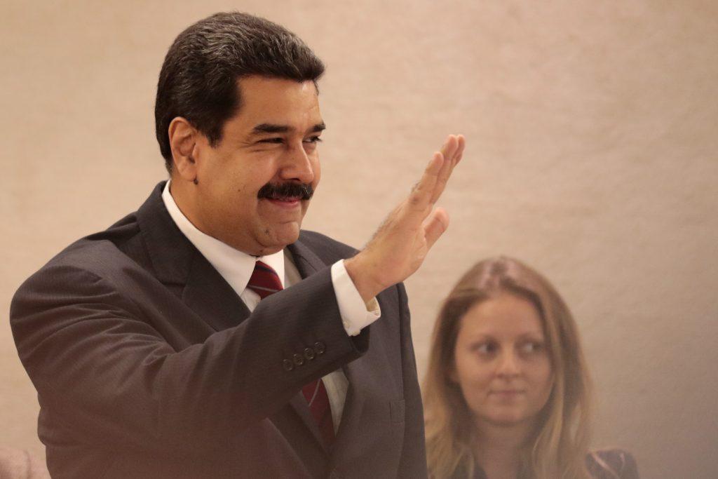 Prensa Presidencial /Yoset Montes