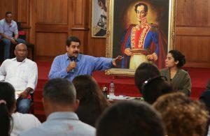 Foto: Prensa Presidencial / Feleciano Sequera.
