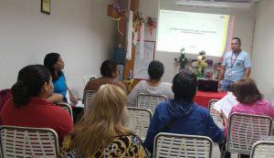 Comuna Bicentenaria recibió taller de estrategia comunicacional
