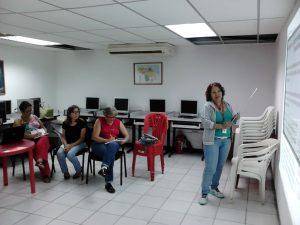 Taller de Importancia y activación de los comité de los medios alternativos y comunitarios- foto Eduar Vargas- 17-03-2016