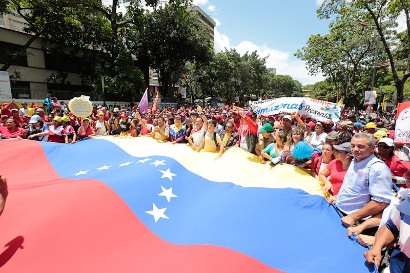 Foto: Prensa Presidencial / Yosep Montes