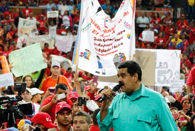 Prensa Presidencial/ Yoset Montes y Efraín González