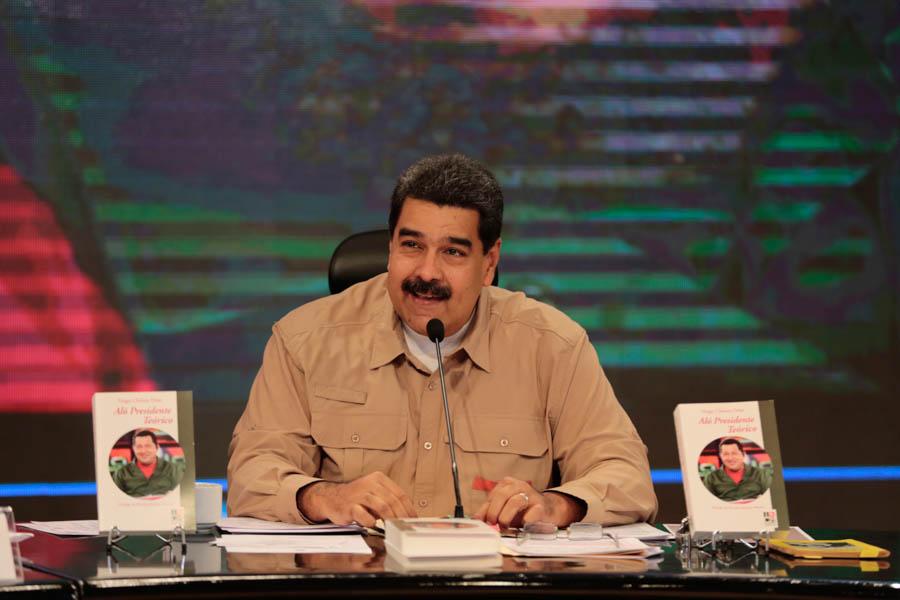 Presidente Maduro: El mundo multicéntrico y pluripolar es