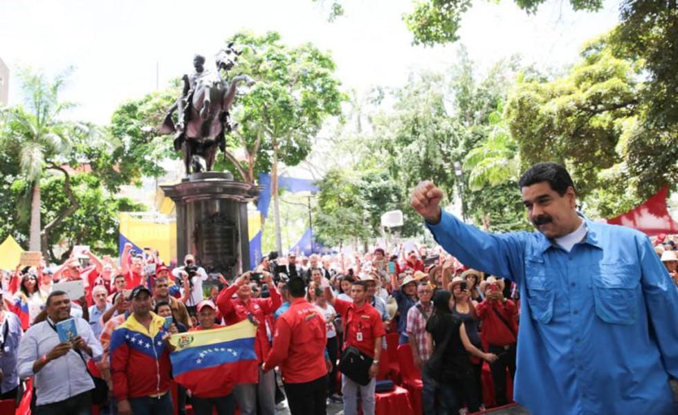 Plaza Bolívar de Caracas - MippCI 21cbf8be689