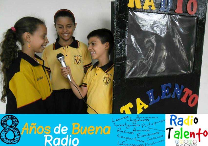 Creando la radio necesaria y posible Radio Talento