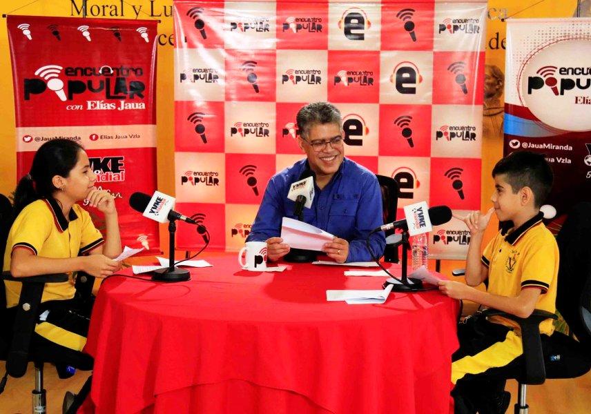 Encuentro Popular con Talento-3voces-radio talento