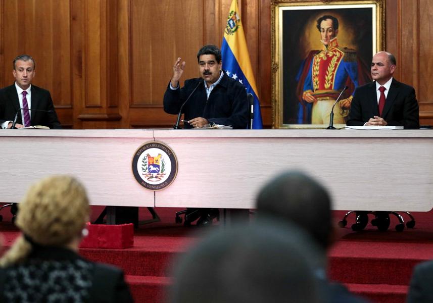 Venezuela aumentará producción petrolera con inversión privada — Maduro