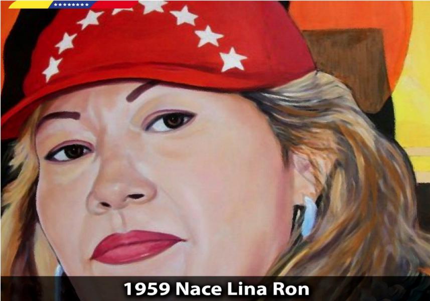 Jefe de EStado celebró 59 años del nacimiento de Lina Ron