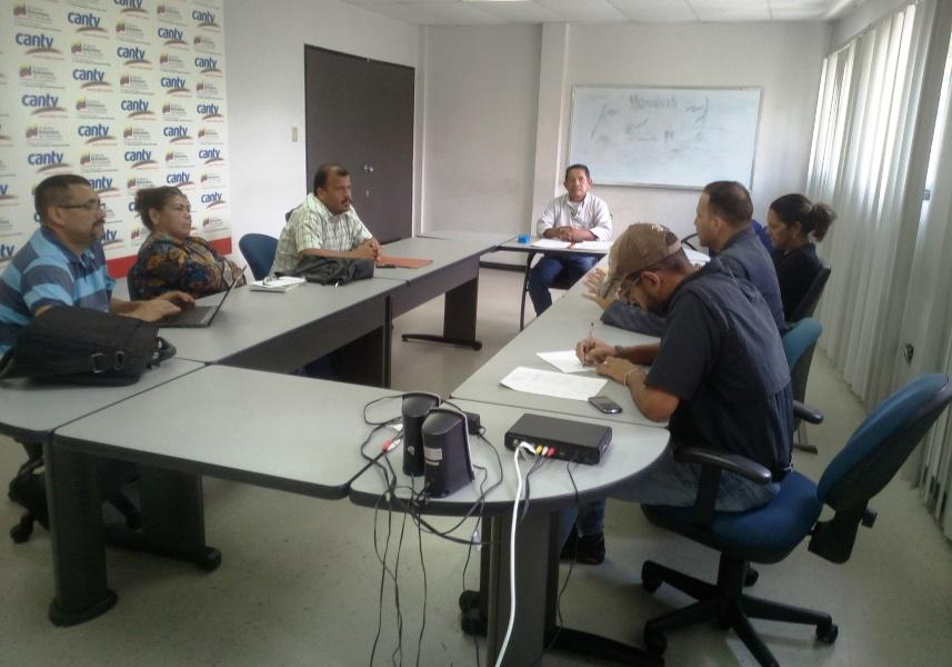 Comunicadores populares de Monagas sostuvieron un segundo encuentro con las MTT en la sede de Cantv Maturín con miras al fortalecimiento de la comunicación
