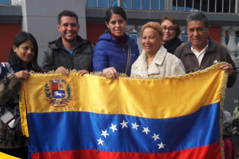 94 venezolanos retornaron este miércoles desde Perú