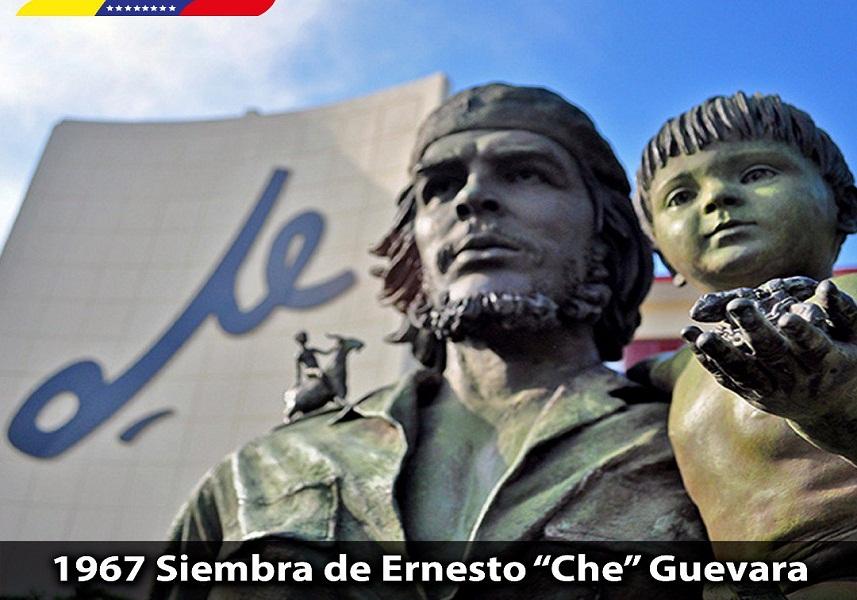 Siembra del Che- Nicolás Maduro - MippCI