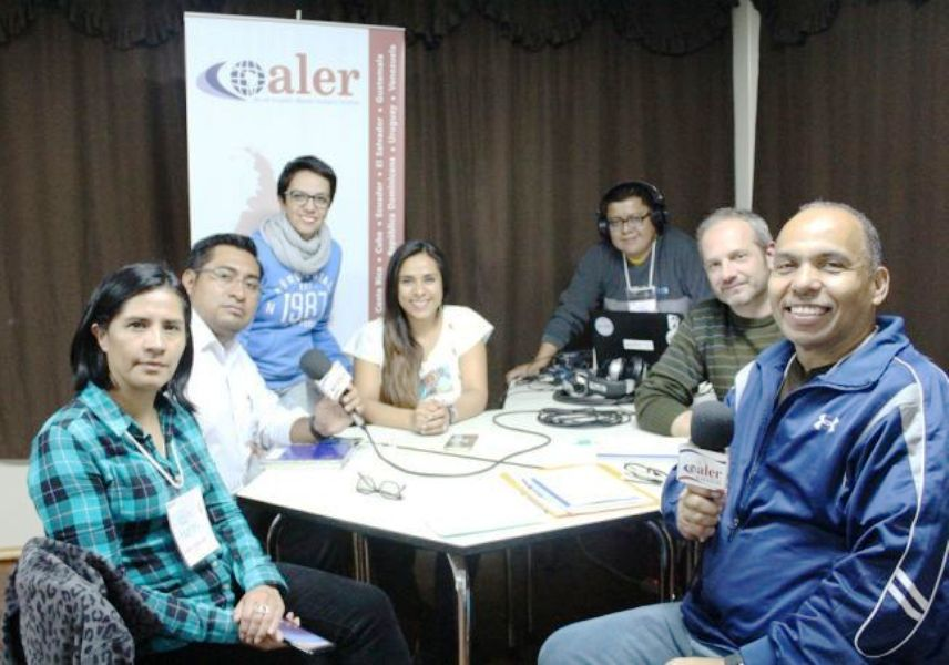 Discutieron sobre los retos actuales de la comunicación popular en América Latina