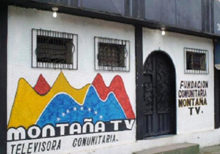 Fachada de Montaña TV Comunitaria