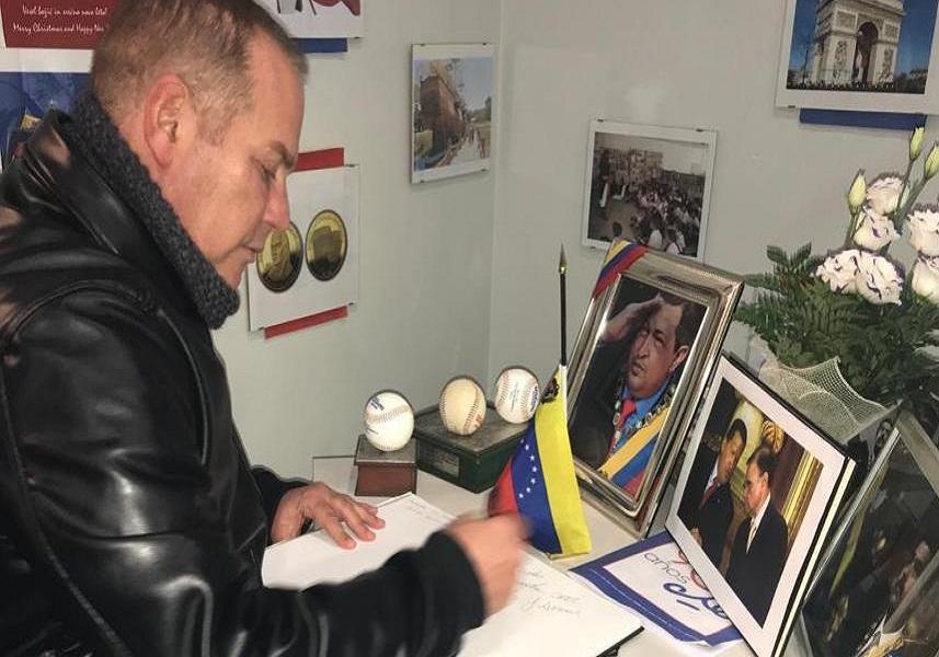 Muere Alí Rodríguez Araque en La Habana a los 81 años