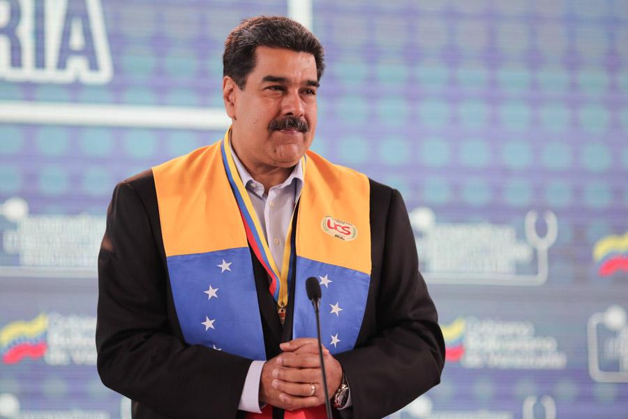 Maduro aprobó recursos para el sistema de salud venezolano