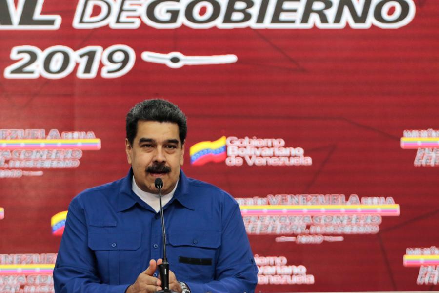Pdte. Nicolás Maduro presenta la misión
