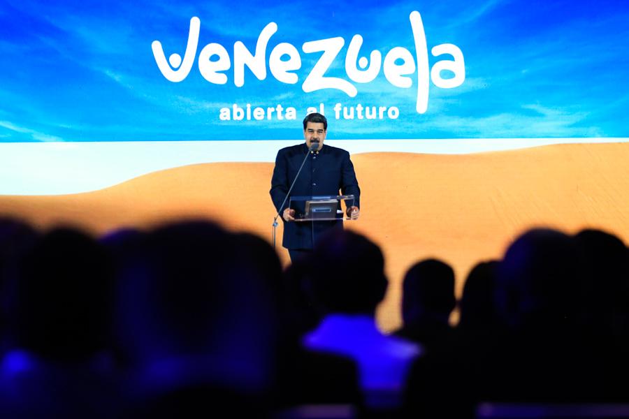 Presidente Maduro realizó lanzamiento de la