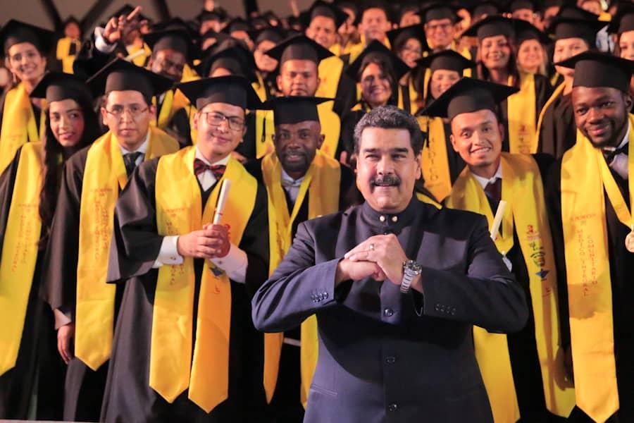 Tenemos todos los recursos para la Venezuela potencia — Nicolás Maduro