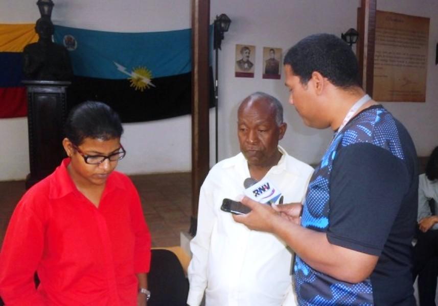 Voceros de medios comunitarios del estado Zulia apoyaron al presidente Nicolás Maduro y rechazaron las acciones injerencistas de EE.UU. y la Asamblea Nacional (AN)