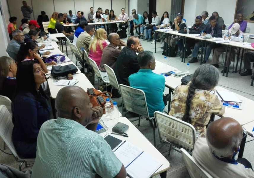 Medios comunitarios del Distrito Capital, Vargas y Miranda emitieron un comunicado el apoyo al Presidente de la República