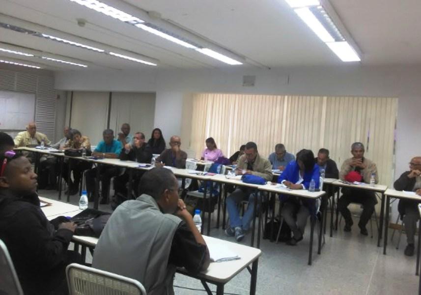 Medios comunitarios y alternativos del Distrito Capital, Miranda y Vargas se reunieron para ofrecer soluciones comunicacionales y defender la soberanía nacional