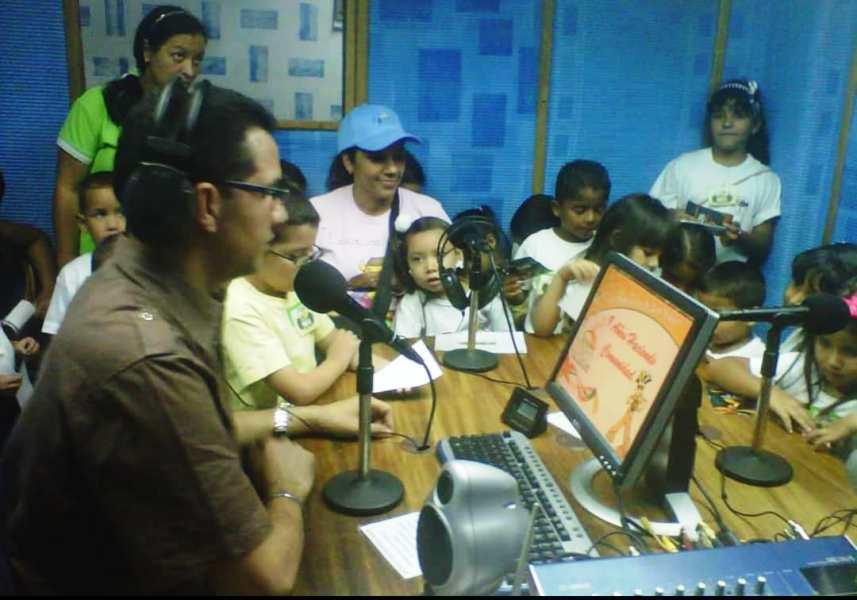 Comunitaria Espacio 96.1 FM, dando voz a los que no tienen voz