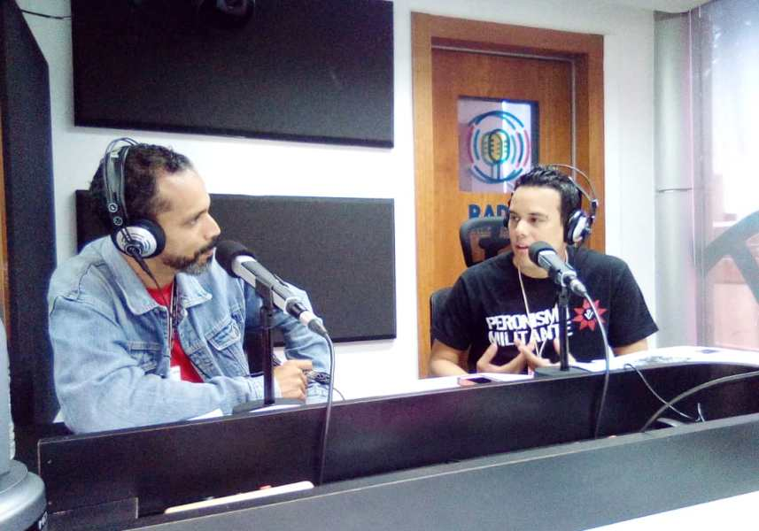 Director General de Medios Alternativos y Comunitarios en Radio Miraflores 95.9 FM