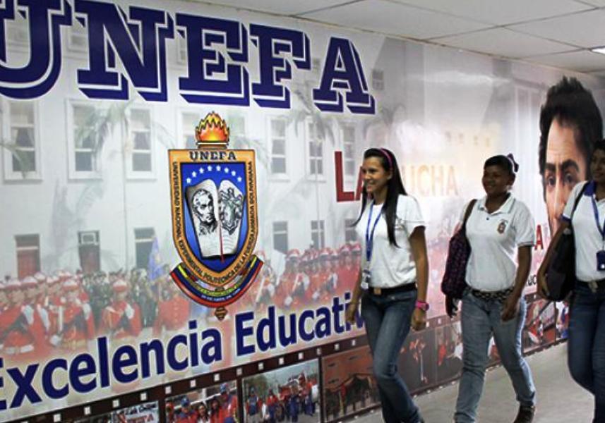 El diplomado será avalado por la UNEFA
