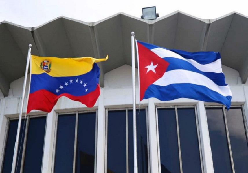 Canciller cubano reitera compromiso con Venezuela