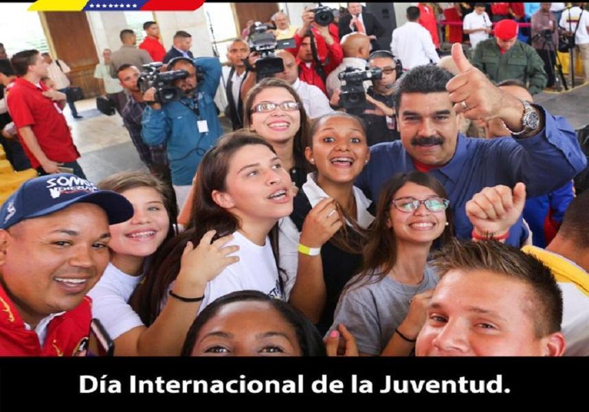 El mundo celebre el Día Internacional de la Juventud