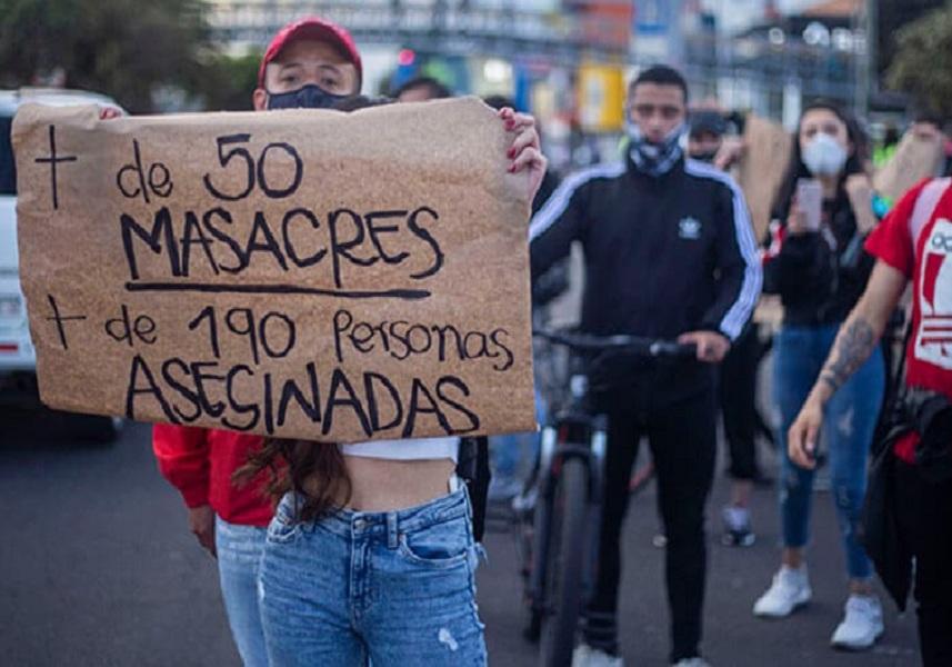 Colombia.- Denuncian el asesinato de otra exguerrillera de las FARC en Colombia